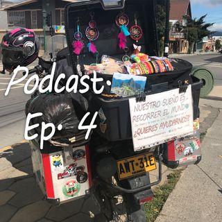 Episodio 4 ¿Como financiamos nuestro viaje? - De visita por el mundo
