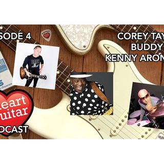Corey Taylor, Buddy Guy, Kenny Aronoff