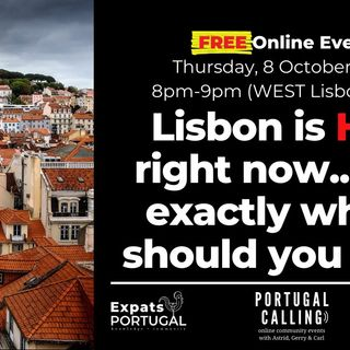 ‎Portugal Calling: Invest or buy in Lisbon!