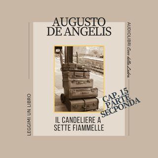Il Candeliere a sette fiammelle - capitolo 15 - parte prima