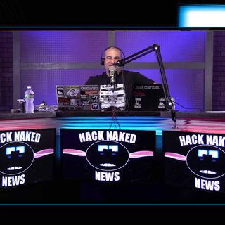 Hack Naked News #186 - August 28, 2018