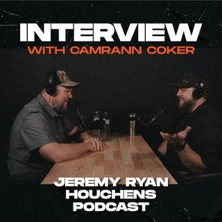 From rebellion to Ministry - Camrann Coker