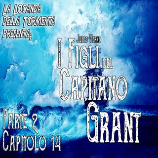 Audiolibro I figli del Capitano Grant - Jules Verne - Parte 02 Capitolo 14
