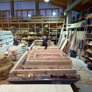 22-Esiste una normativa per la struttura in legno a telaio?