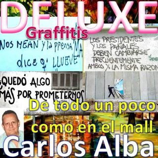 Deluxe - Graffitis Deluxe (Carlos Baute - Chiki Chiki)