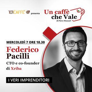 Federico Pacilli: I veri imprenditori