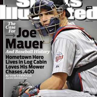 Joe Mauer - Coward Over Power