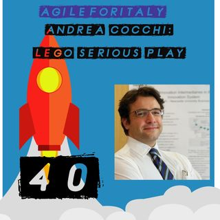 40. Andrea Cocchi: Lego Serious Play