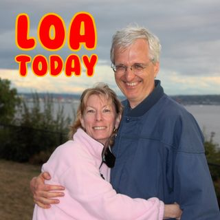 Louise and Walt Talk About Deliberate Creation in Relationships