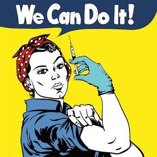 """Effetto """"filosofico"""" inaspettato della prima dose di vaccino"""