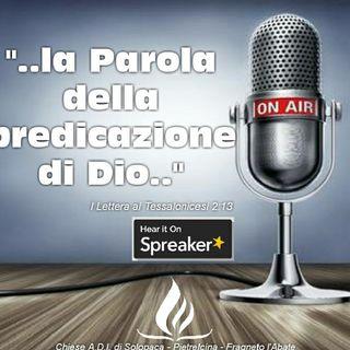 Predicazione del 09.08.20 - PIETRELCINA
