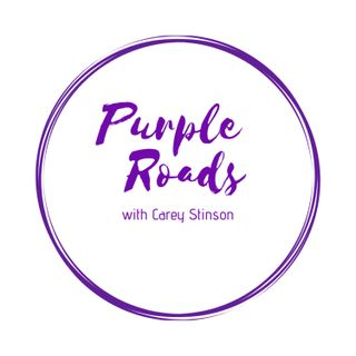 Purple Roads Episode Nineteen | Carly Ciarrocchi (The Big Fun Crafty House, Sprout, Sunny Side Up, Snug's House)