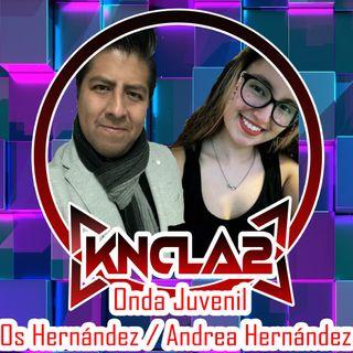 EP11 con Andrea Hernández (Onda Juvenil) - Kilómetros / Vete ya