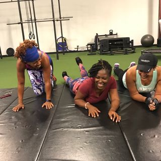 A Story of Breast Cancer: Faith, Friends, and Fitness