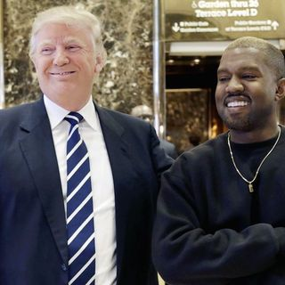 KANYE MEETS WITH TRUMP - DEMOCRATS ARE IN TROUBLE