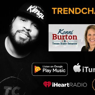 Ep. 53 - Texas Sen. Konni Burton, Hurricane Harvey Effect In Fuel & Thoughts on Princess Diana
