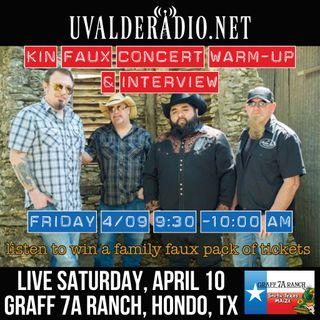 Kin Faux / Graff 7A Ranch, April 2021