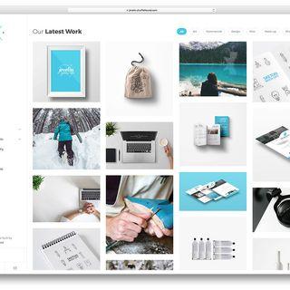9. Como hacer una pagina web para fotografos
