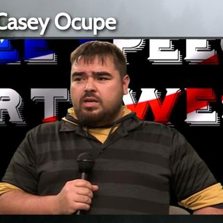 Casey Ocupe from Free Speech Northwest