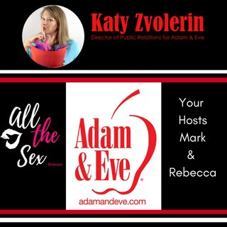 Adam & Eve's PR Director, Katy Zvolerin