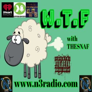 WHAT THE FUCK  Hosted By THESNAF