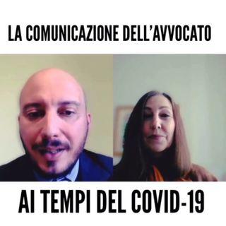 La comunicazione dell'avvocato ai tempi del Covid-19
