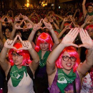 El regreso de America Latina - Argentina, in piazza contro il femminicidio