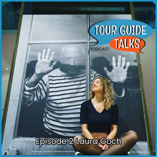 Ep. 2 Tour Guide Laura Coch explains her tours in Barcelona and Girona