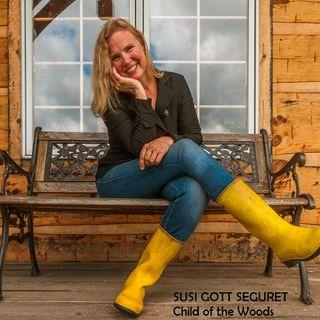 Musician / Author Susi Gott Seguret - Child of the Woods