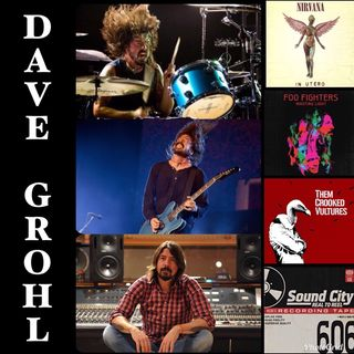 Dave Grohl: Spider Boy and His Magic Sticks