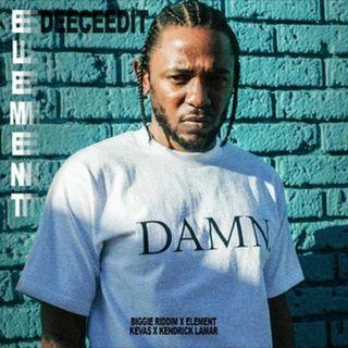 Kendrick Lamar X DC Noises - Element (BDJ TikTok Edit)