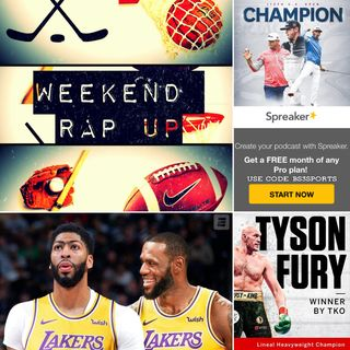 "Weekend Rap Up Ep. 132 - ""👏🏾 Rich Paul"""