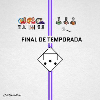 ANÁLISIS DE LA PRIMERA TEMPORADA - Defensa de Tres 28x01