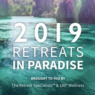 2019 Retreat- in Paradise with Kornelia Stephanie.