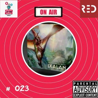 Meeples & Nipples Podcast # 023 - Direto da Mesa - Explorers of Ixalan