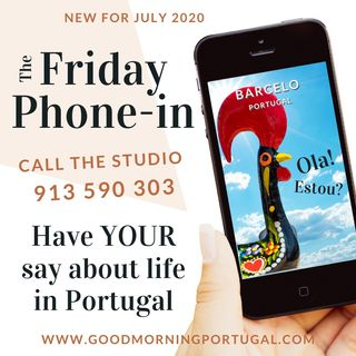 Good Morning Portugal's Friday Phone-in: what's so good about tourism?