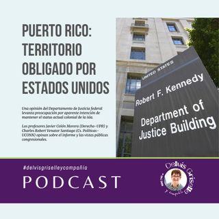 Puerto Rico: territorio obligado por Estados Unidos