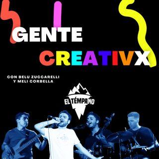 Episodio 8 - @eltempano_ Música, composición y emprender🎶🚀