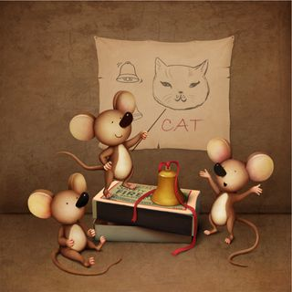 """EPISODE  326  """"The-Best-Laid-Plans of Mice and Who?."""""""