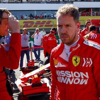 Episodio 66 - Toque Deportivo Vettel sale de Ferrari / Real Madrid mercadea a Gareth Bale y Las Grandes Ligas inician en Julio
