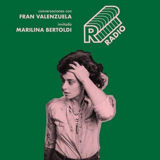 Ruidosa Radio con Marilina Bertoldi