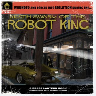 Death Swarm of the Robot King