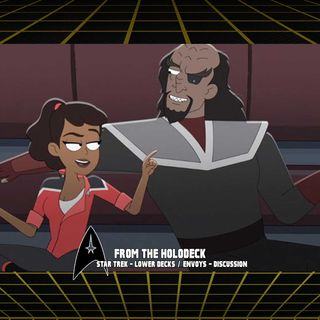Star Trek: Lower Decks Edition – 1.2 'Envoys'