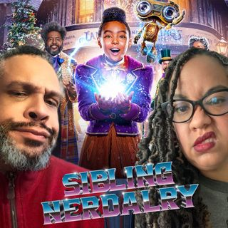 Ep24-Sibling Nerdalry Holiday Spectacular - Jingle Jangle