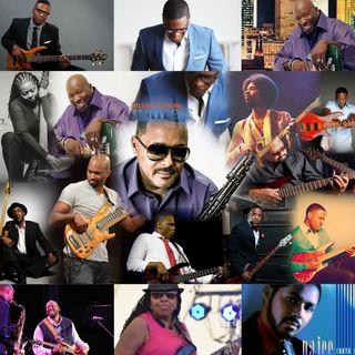 The Smooth Jazz Zone Mix (feat. Julian Vaughn) 🎸🎵