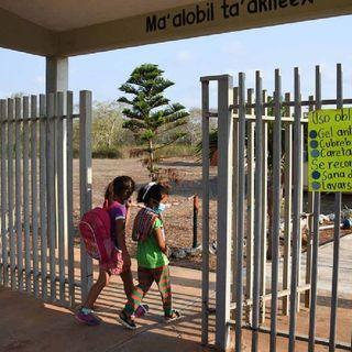 70 escuelas retomarían clases presenciales en Coahuila