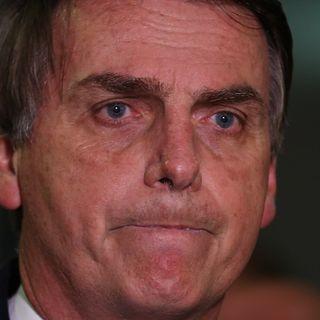 Bolsonaro Arreganhou Pros Americano