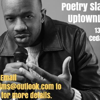 Poetry Slam At UptownLive In Cedar Rapids, IA