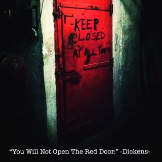 Episode 1.2 Do Not Open The Red Door