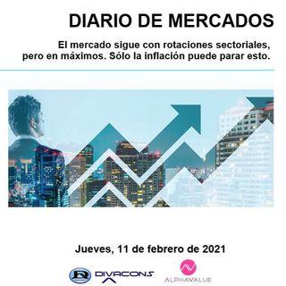 DIARIO DE MERCADOS Jueves 11 Febrero